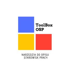 Zestaw narzędzi do opisu stanowisk pracy - ToolBox OSP