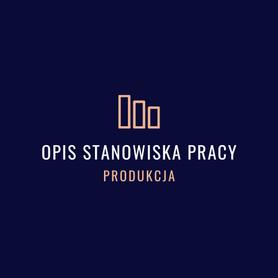 Opisy stanowisk Produkcja dyrektor