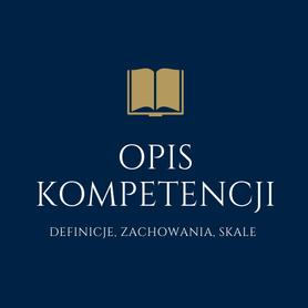 Organizacja pracy własnej - opis kompetencji
